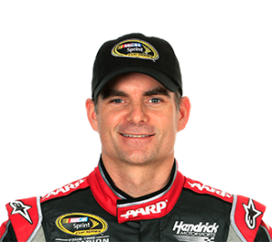 Jeff Gordon is the clear early favorite at Atlanta this week. (photo courtesy nascar)