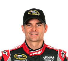 Don't miss out on Jeff Gordon running in Yahoo's Group C on Sunday at Indy. (photo courtesy nascar)