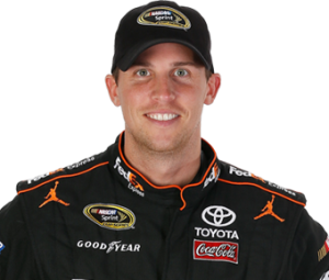 But keep an eye on Denny Hamlin, who nearly swept the Dover prelims. (photo courtesy nascar)