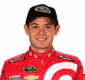 Kyle Larson will NOT drive the 42 today at Martinsville. (photo courtesy nascar)